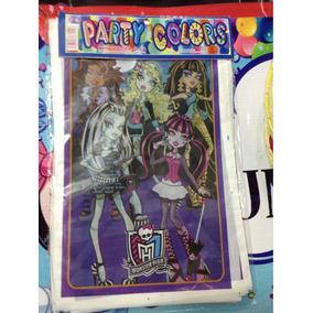 Monster High Bolsas De Plástico Para Dulces Halloween Promo