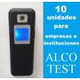 10 Alcoholimetros Portatiles Para Empresas E Instituciones
