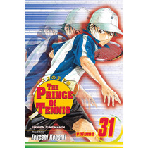 The Prince Of Tennis Ed. Glenat T 31 Al 42 Sin El 38 C/u