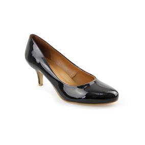 Sapato Feminino Scarpin Verniz Maravilhoso Preço Em Promoção