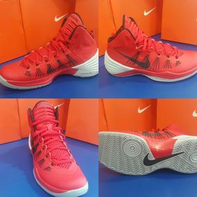 Botas Nike Originales Baloncesto - Zapatos Nike de Hombre Rojo en ... eca5a68c57b00