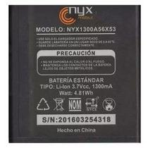 Bateria Pila Nyx Fly Mini 1300 Mah Nueva Nyx1300a56x53