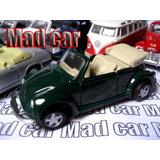Mc Mad Car Vw Volkswagen Beetle Auto Clasicos 1/36 Maisto