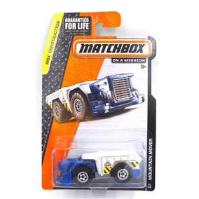 Matchbox On A Mission - Mountain Mover - Miniatura