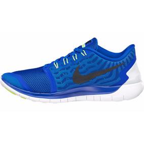 Zapatillas Nike Free 5.0 Running Hombre Nuevas 724382-400