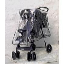 Capota Cubre Lluvia Covertor Impermeable Cochecito Bebes