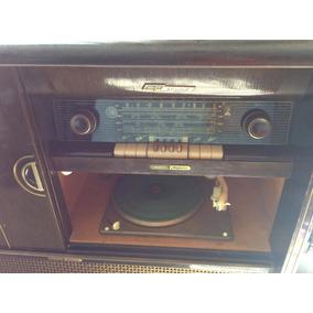 Radio Aleman En Bulbos Antiguo