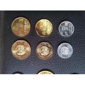 Monedas Unc De Perú - Serie Circulante