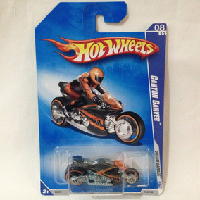 Hot Wheels Moto Canyon Carver Dream Garage Mattel 1/64 - M3
