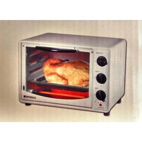 Horno Eléctrico 20 Litros 4 Programas De Cocción 1380w