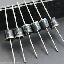 Diodo 10a10 - 1000v - 10 Ampéres - 5 Unidades - Frete Gratis