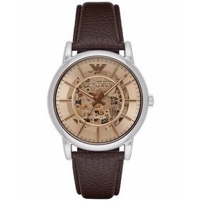 159fd9a9d38 Relógio De Luxo Empório Armani Ar4628 Mec Automático - Relógios De ...