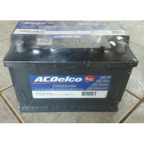 Bateria Automotiva Acdelco 75 Amperes 15 Meses Garantia