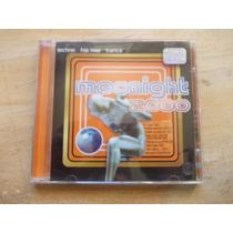 Cd - Moonight 2000 - Techno - Hip Hop - Trance