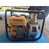 Motobomba Caterpillar 3 Pulgadas Nueva Motor Gasolina 8 Hp