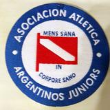 500 Escudos Oficiales Argentinos Juniors Ventas Por Mayor