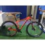 Bicicleta Scott Scale 970 Aro 29 2017 Vermelha Kit Deore