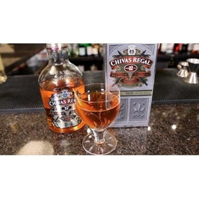 Whisky Chivas Regal 12 Años 1000ml Cx En Caja Sellada Import