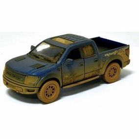 Ford 2013 F-150 Svt Raptor Super Crew 1/43 Metal Die Cast