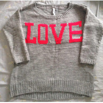 Pullover O Sweater Mujer Importado Marca Aeropostale L