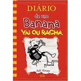 Diário De Um Banana 11 Vai Racha Jeff Kinney Frete Gratis