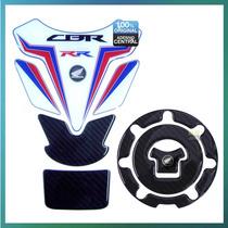 Kit Honda Cbr 1000rr Fireblade Protetores Tanque Bocal