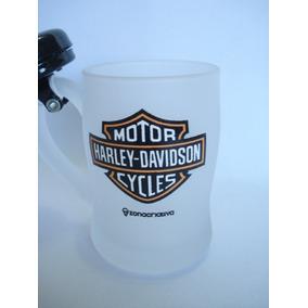 Caneca Harley Davidson Com Sino Campainha Motor Cycles