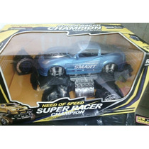 Carro Rc Radio Control- Super Racer Champion Escala-1-18