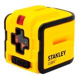 Stanley Nivel Laser Autonivelante Cubix 2 Líneas Stht77340