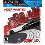 Juego Need For Speed Most Wanted Ps3 Nuevo Fisico Sellado