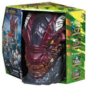 Juego Mega Bloks Plasma Dragons Barranco Batalla 9428