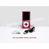 Mp4 Multimedia Player 4 Gb