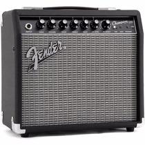 Cubo Caixa Amplificador Guitarra Fender Champion 20 Watts