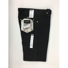 Pantalon Wrangler Slim Fit Hilo De Plata