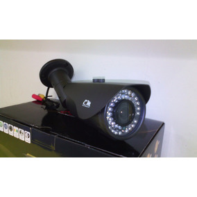 Camaras Seguridad Bullet 1000tvl Varifocal 2.8 A 12mm 42 Led
