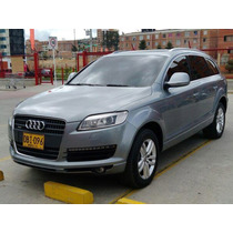 Audi Q7 V6 3.0 Tdi Quattro Attraction Tp 3000cc