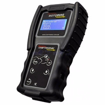 Scanner Motodiag Chiptronic P/ Todas As Motos Honda E Yamaha