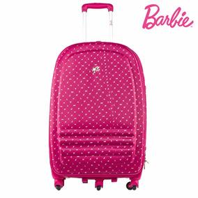 Mala Viagem Barbie 5 Rodas 360 C/ Expansor -media-mf10060bb