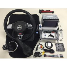 Kit Volante Bola Cambio Coifa Central Tapete Camera Gol G3