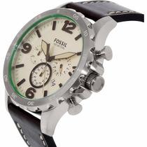 Reloj Fossil Jr1496 Original. En Caja. Hombre Oferta