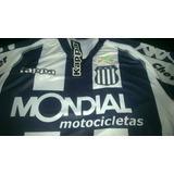 Camiseta Talleres De Córdoba Kappa Original C/etiquetas