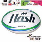 Pelota Rugby Flash Stadium Nº 5 Reglamentaria Sintetico