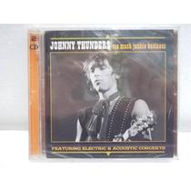 Johnny Thunders (new York Dools) Cd Duplo Importado Lacrado