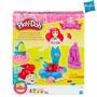 Play-doh La Sirenita Y Sus Amigos En El Mar Disney Masa Hasb