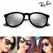Oculos De Sol Feminino Espelhado Aveludado Lindo
