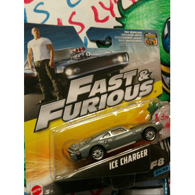 Carro De Rápido Y Furioso 8 Doms Ice Charger Matte Lyly Toys