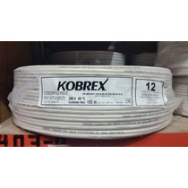 Cable Pot 12 Duplex Kobrex Rollo 100 Mts