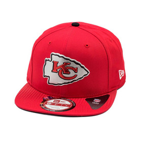 Boné New Era Snapback Original Fit Kansas City Chiefs Draft c1fb54ad011