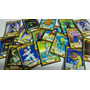 Cards Dragon Ball Z Gt City Super Lote Com 200 Cards Lacrado