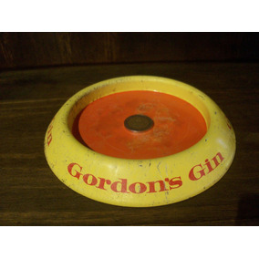 Cenicero Porotero De Pulperia Gordons Gin